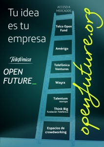 Open Future - Escalera