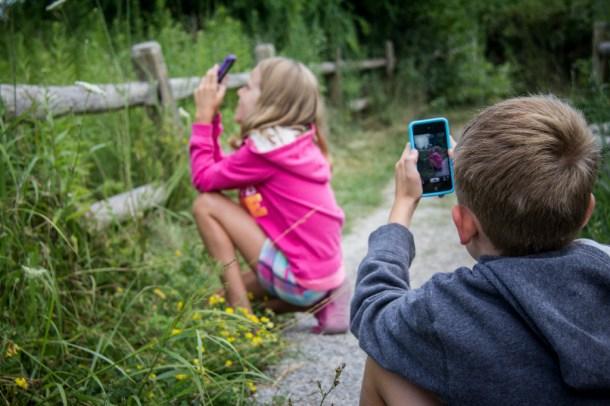 Smartphone y niños