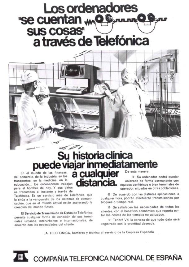 Telefónica 4 - anuncio