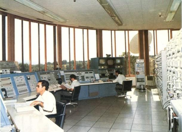 Telefónica 5 - centro
