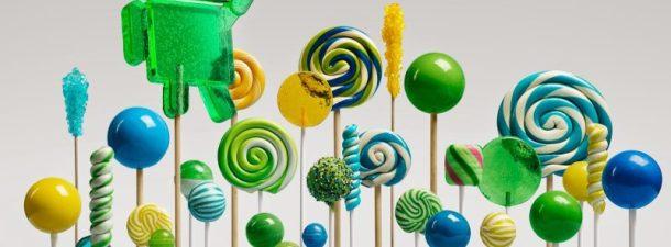 Ya está disponible Android 5.0 Lollipop, estas son sus mejores características