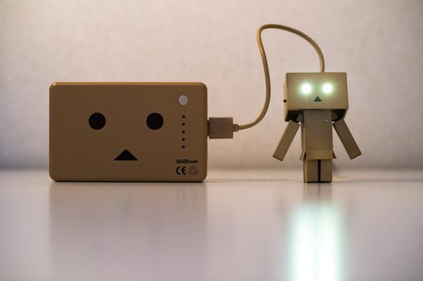 conectado a la tecnologia