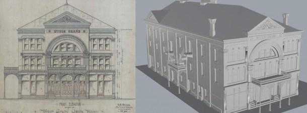 La impresión 3D nos permite volver la vista al pasado y conocer nuestra historia