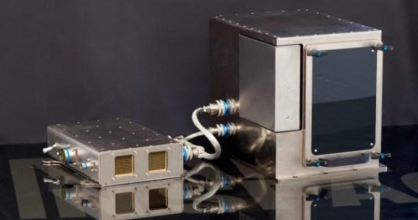impresion 3d nasa estacion espacial internacional