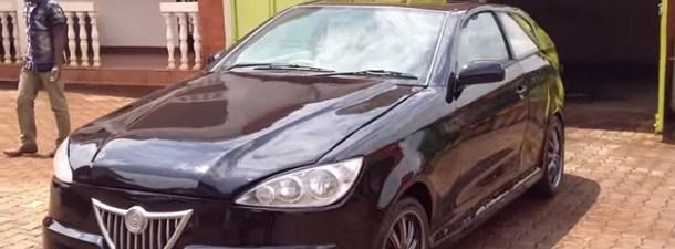 Este es el coche híbrido 'made in Uganda'