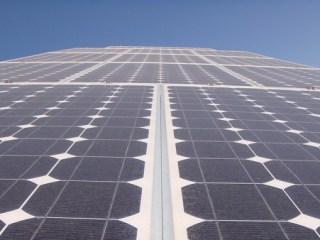 Crecimiento de las energías renovables