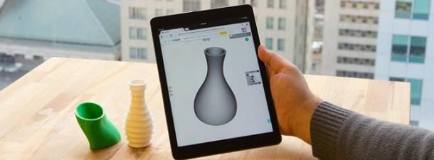 MakerBot lanza sus aplicaciones para popularizar la impresión 3D