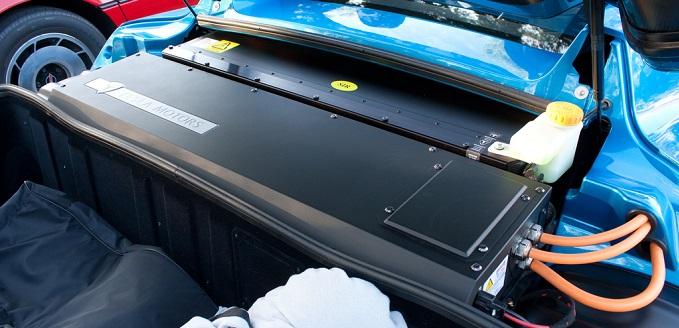 La batería de grafeno para coches con 1.000 km de autonomía