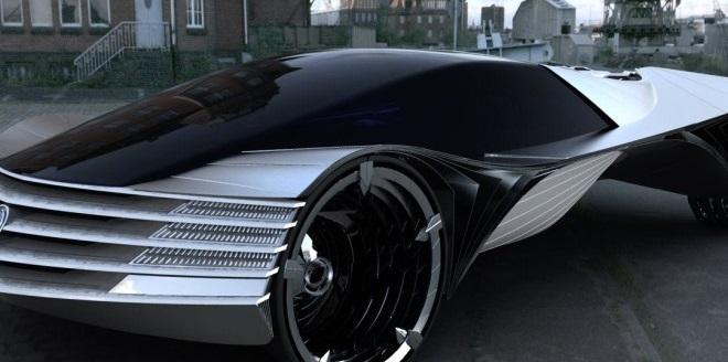 ¿Un coche basado en torio con combustible para toda su vida útil?