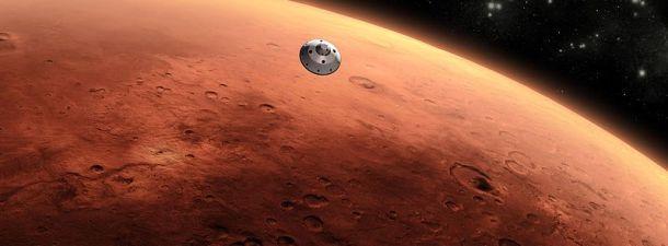 ¿Puede Curiosity haber encontrado vida en Marte?