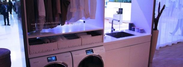 La tecnología irrumpe con fuerza en las tareas del hogar