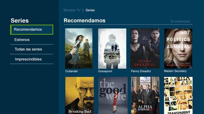 Movistar+ lanza una mejora de su recomendador con contenidos personalizados