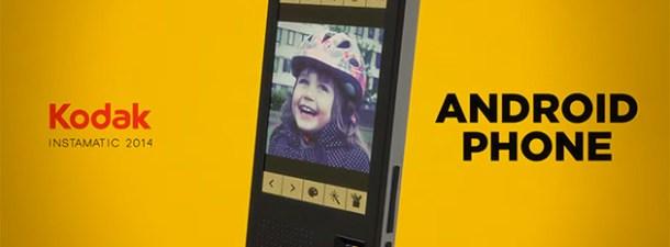 Kodak se reinventa y lanzará su primer smartphone en el 2015