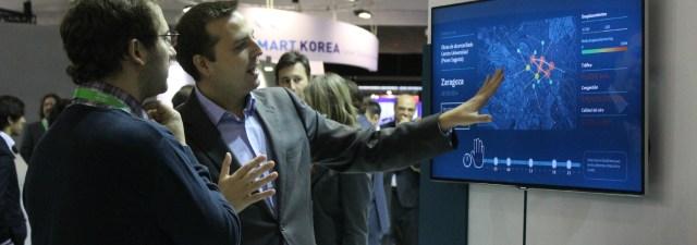 Smart City World Congress: Telefónica te permite experimentar la ciudad inteligente