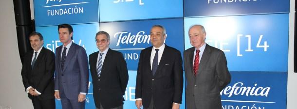 El futuro digital ya es presente: Telefónica presenta el informe de la Sociedad de la Información en España 2014