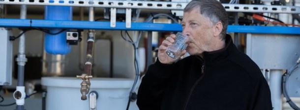 Omniprocessor, el innovador sistema que transforma las heces en agua potable