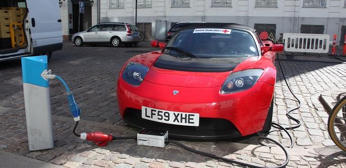 La ambición para 2016: una batería de coche que se carga en 3 minutos