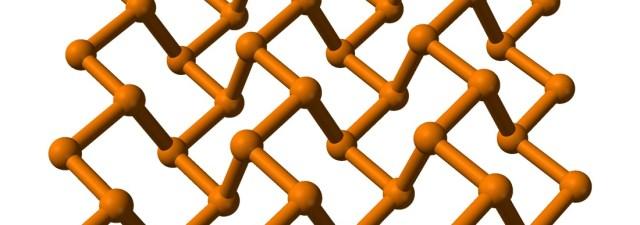 El fósforo negro quiere revolucionar la nanotecnología