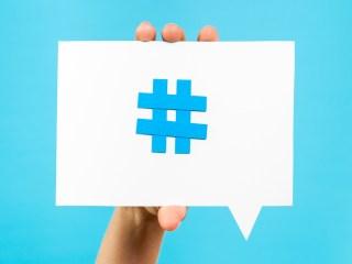 origen de los hashtags