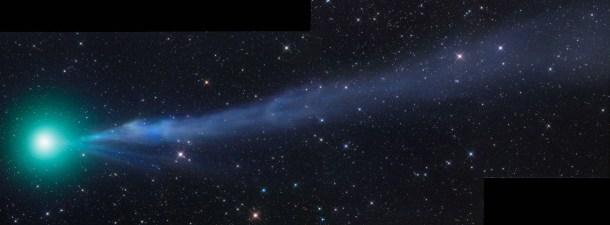 Lovejoy, el cometa que iluminará los cielos en enero