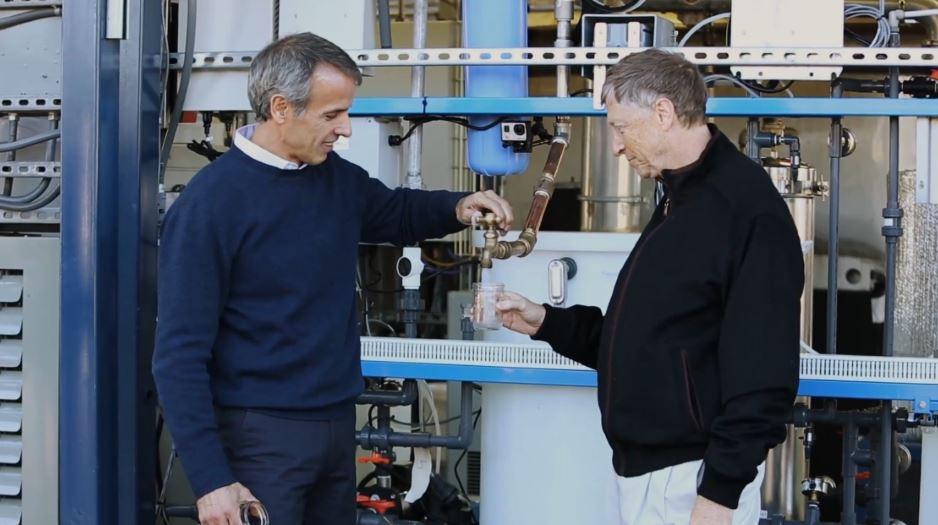 Primeros resultados de Omniprocessor, la máquina potabilizadora de Bill Gates