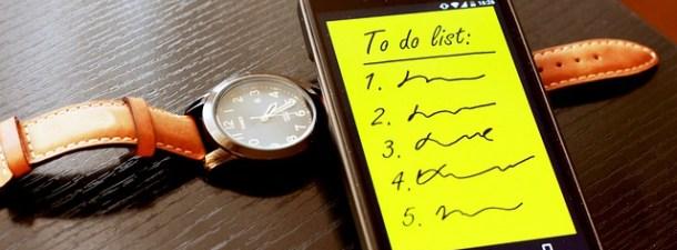 El reto de alcanzar tus propósitos de año nuevo, ahora mucho más fácil gracias a la tecnología