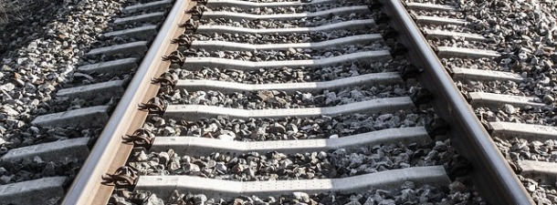 Las vías de tren del futuro podrán estar hechas a base de neumáticos reciclados