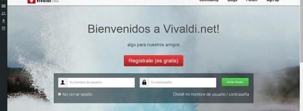 Llega el navegador Vivaldi: de los creadores de Opera