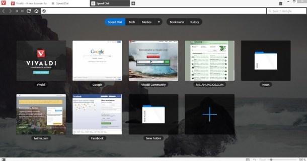 navegador vivaldi