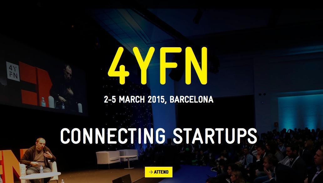 Estas son las 12 startups presentadas en 4YFN por Telefónica Open Future_