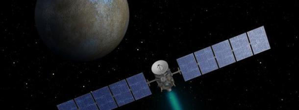 Más cerca de Ceres, el planeta enano misterioso al que viaja la NASA