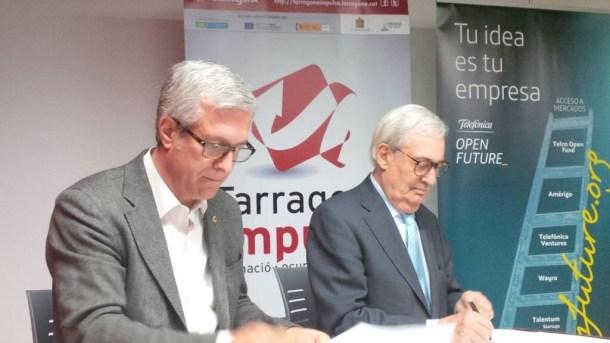 Firma Open Future Tarragona