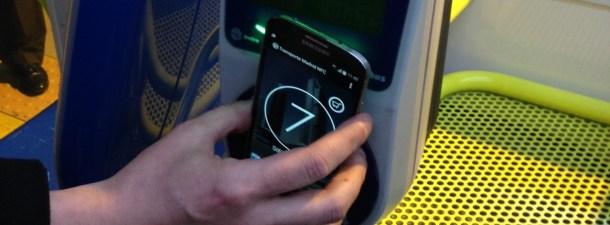 EMT y Metro de Madrid inician las pruebas para incorporar el móvil como medio de pago