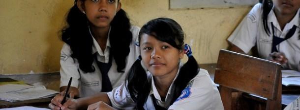 Las niñas superan a los niños en matemáticas y ciencia