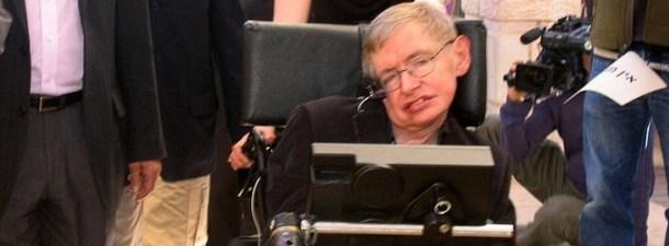 Así es como Intel dio una nueva voz a Stephen Hawking