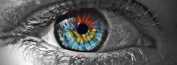 ¿Cuál es la resolución del ojo humano?