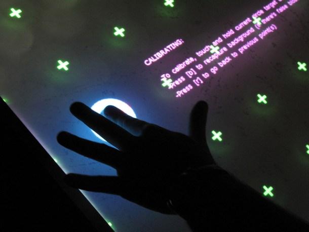 Próxima generación de pantallas táctiles