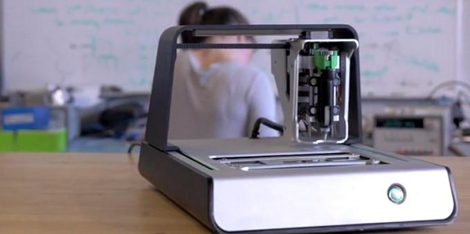 Un paso más en el DIY: impresión casera de circuitos