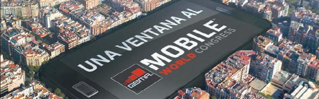 Una Ventana a Mobile World Congress 2015 en Mobile World Centre