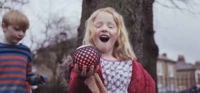 Hackaball: la pelota para que los niños pequeños aprendan a programar