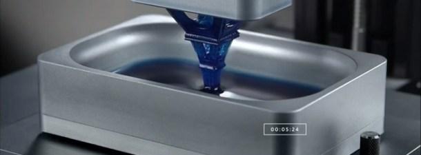Una tecnología para la impresión 3D basada en Terminator 2