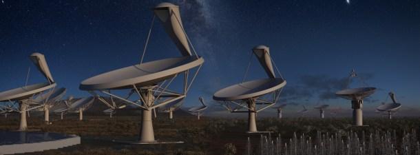 Este telescopio generará más de 100 veces el actual tráfico mundial de Internet