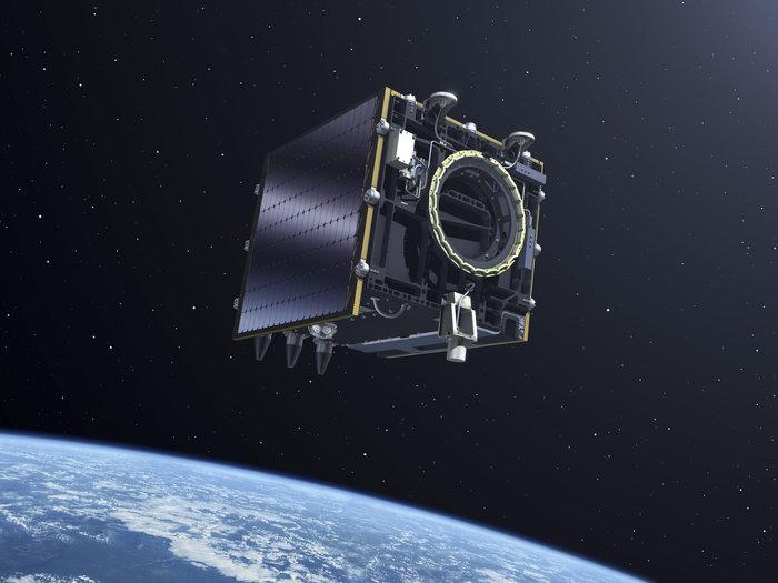 La tecnología espacial que sirve para monitorizar cultivos y detectar enfermedades