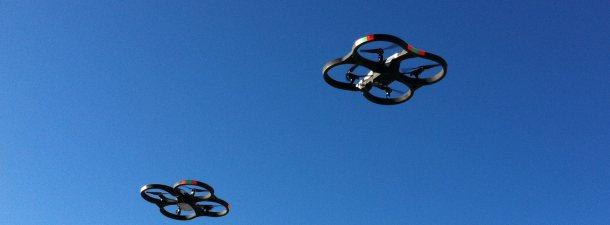 Los drones han llegado para quedarse: su uso más allá del ejército