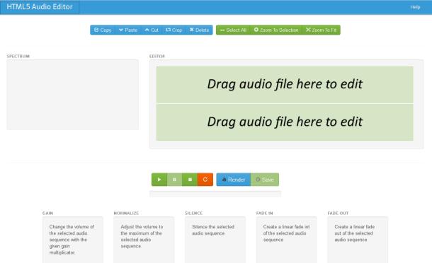 HTML5 auditor audio