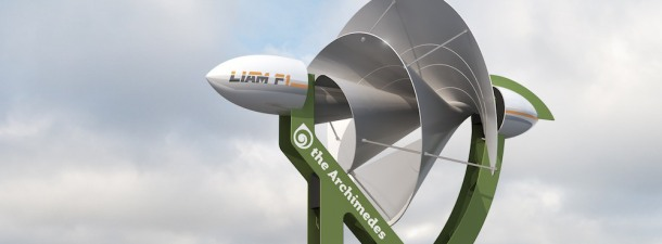 Mini aerogeneradores urbanos para crear viviendas energéticamente autónomas