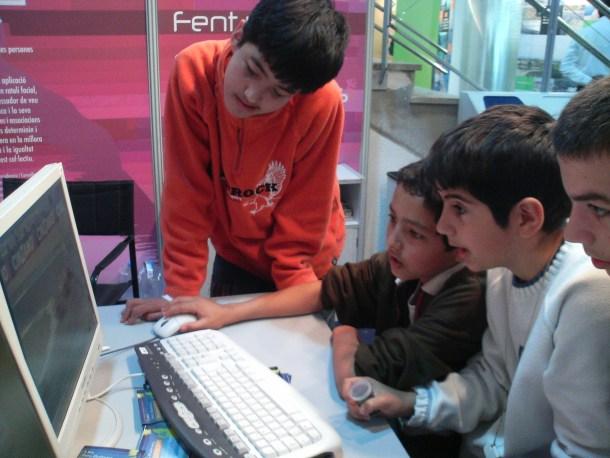 accesibilidad niños internet