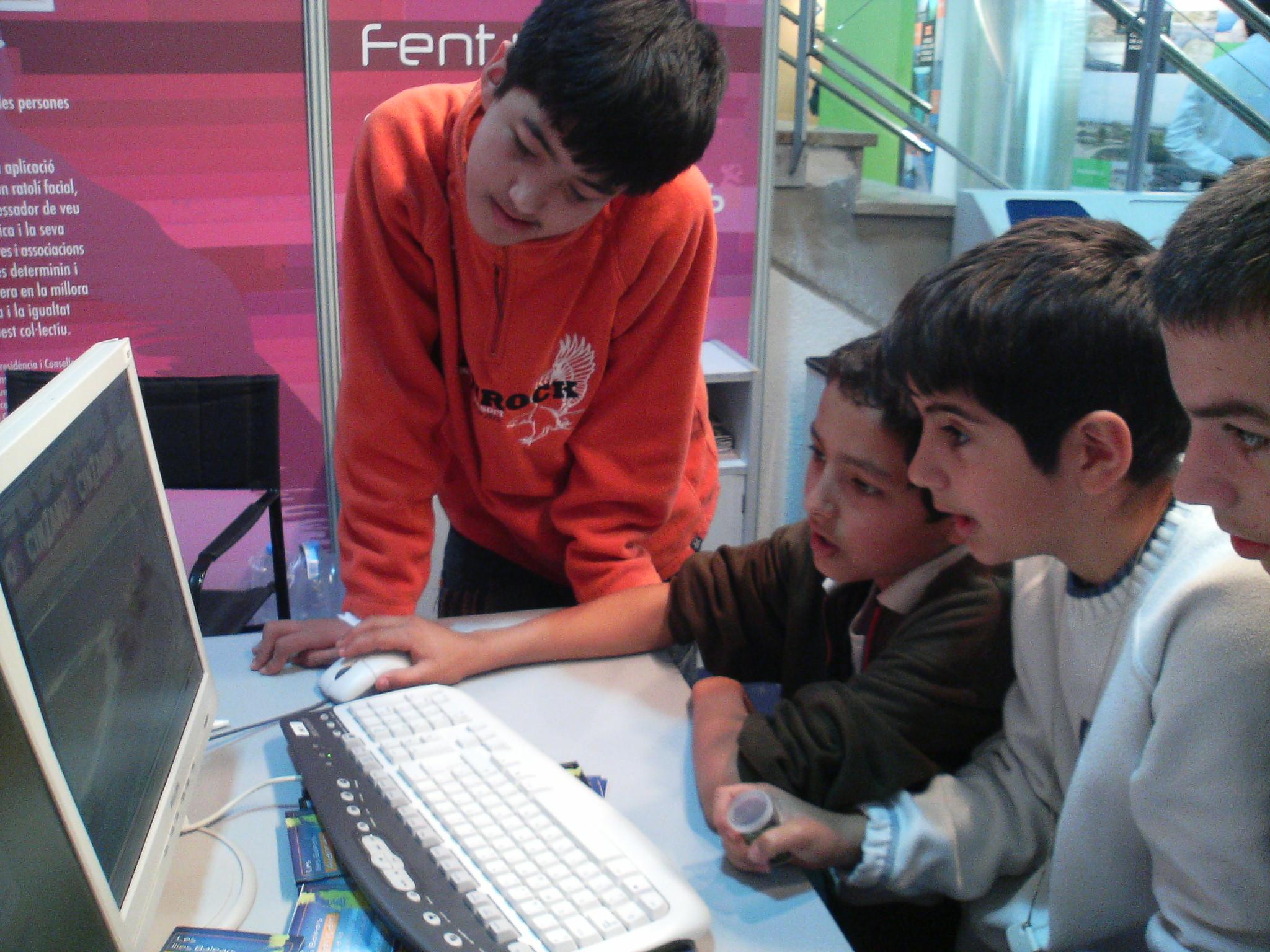 Los niños necesitan igualdad de acceso a la tecnología