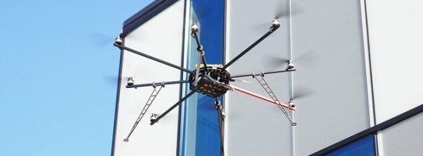 Suiza probará drones para repartir el correo postal