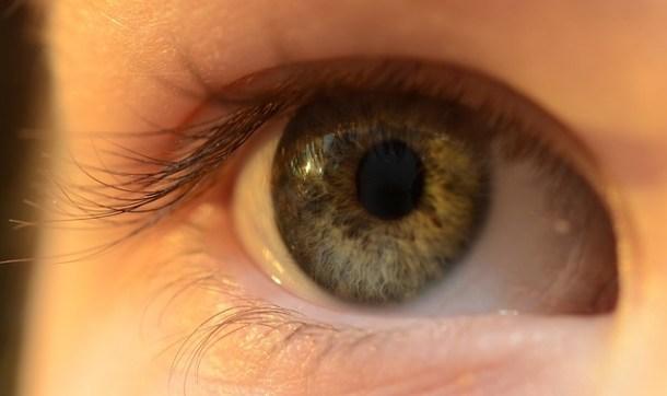 reconocimiento de iris